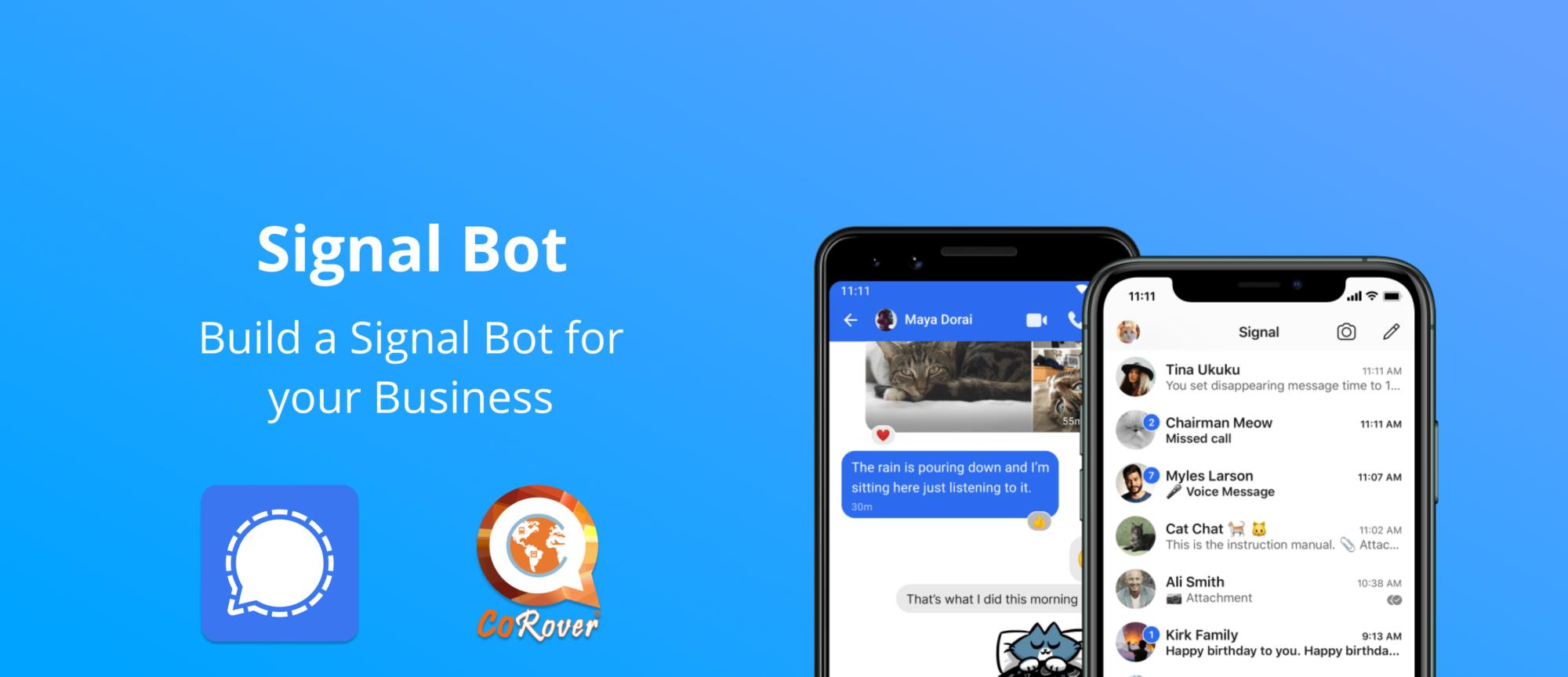 Signal Bot